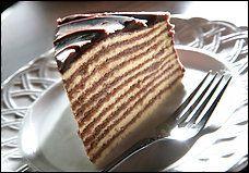 Smith Island Ten-Layer Cake