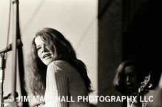 Janis Joplin --Down in Monterey | Jim Marshall Photography LLC Newsroom