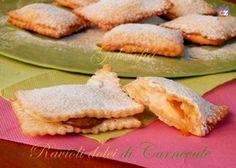 Ravioli dolci alla nutella e marmellata-ricetta dolci-golosofia