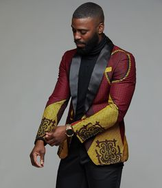 Unique API key is not valid for this user. African Shirts For Men, African Attire For Men, African Clothing For Men, African Women, African Inspired Fashion, African Print Fashion, Africa Fashion, Ankara Fashion, African Prints