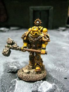 Blood Angels, Captain, Lamenters, Space Marines, Thunder Hammer