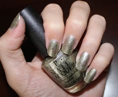 OPI Baroque...But Still Shopping!  #StoryOfMyLife
