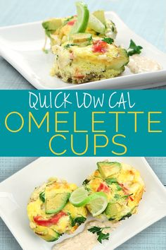 IM DROOLING.. Check out this super easy, healthy, & yummy breakfast omelette recipe!!! Best part? You won't even need that many ingredients!! Tell us what you think!