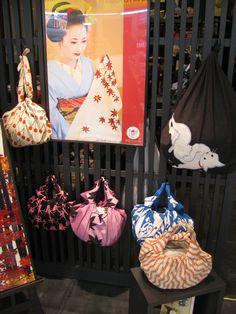 Furoshiki - Japanese gift wrapping cloths