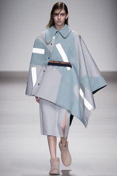 Christopher Raeburn Fall 2015 Ready-to-Wear Fashion Show Runway Fashion, High Fashion, Fashion Show, Fashion Design, London Fashion, Trend Council, Christopher Raeburn, Fashion Week 2015, Zine