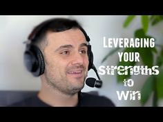Gary Vaynerchuk on Leveraging Your Strengths to Win - with Lewis Howes - YouTube