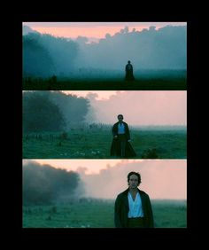 I cant even imagine what it would feel like to see someone walk up to me like Mr. Darcy does here.
