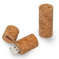 3D 8GB wine bottle stopper wooden cork usb flash memory drive Pen stick
