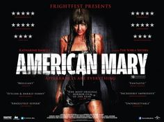 First Official Clip from American Mary - http://www.horror-movies.ca/2012/12/first-official-clip-from-american-mary/