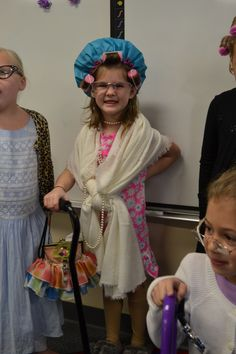 100th Day of School dress up