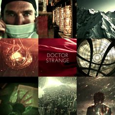 Forget everything you think you know. Doctor Strange || Aesthetic