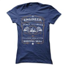ENGINEER Is Not A Career T SHIRTS T Shirt, Hoodie, Sweatshirts - make your own shirt #fashion #T-Shirts