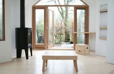 hermit house