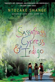 female camaraderie + beautiful language + strong women + African folklore + The South