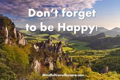 Enjoy your life to the fullest and Explore the world one experience at a time!  CLICK HERE to discover more! Mindfultravelbysara.com