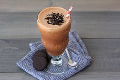 Hungry Girl's Healthy Oreo Frappe Recipe