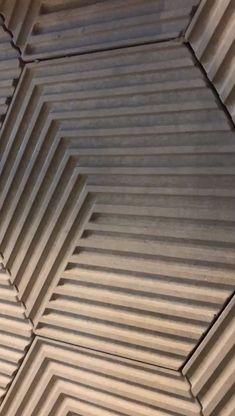Wall Panel Design, Wall Tiles Design, Wall Decor Design, Ceiling Design, Door Design, Wall Cladding Interior, Timber Cladding, Showroom Interior Design, Lobby Interior
