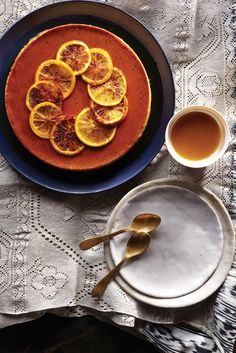 Recipe of the week: Valencia Orange and Cheese Flan - Blog Post | BookPage