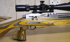 Benchrest Air Rifle - by MvG - South Africa