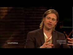 Inside The Actors Studio - An interview with Brad Pitt. About 34 min.