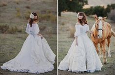 lace LWD for wedding reception handmade romantic Spanish inspired