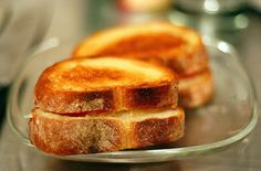 Classic Grilled Cheese + Cream Of Tomato Soup — Punchfork