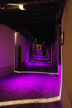 Venelle - Ville de Ay, France – Lighting produts: Trick, iPro RGB by iGuzzini illuminazione - Photo courtesy of Sceneo #iGuzzini #Lighting #Light #Lumière #Licht #Luce #Lumière #Licht #Venelle #LightingEffect #RGB #Inspiration #GraphicLight #Linesoflight