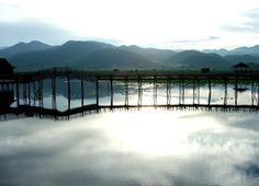 Inle Lake is a freshwater lake located in the Nyaungshwe Township of Taunggyi District of Shan State, part of Shan Hills in Myanmar (Burma)