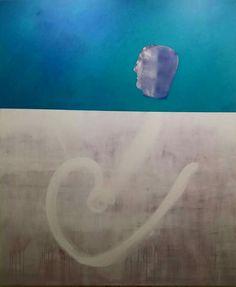 Acrylic painting  180x150 cm