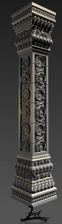 https://www.artstation.com/artwork/pillar-variation