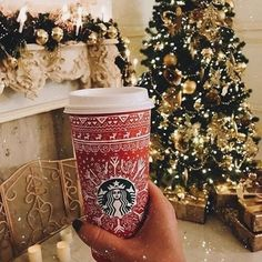 christmas, coffee, photography, starbucks, winter