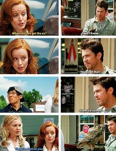 And The Fables Of Doom~ literally one of my fave episodes ever Ezekiel Jones, Lindy Booth, John Kim, Christian Kane, Televisions, Annex, Smallville, I Love Books, Best Tv