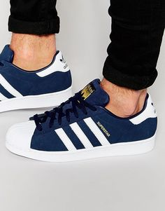 Image 1 - adidas Originals - Superstar S75142 - Baskets tissées