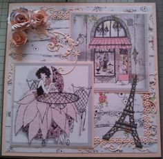 Crafters Companion cd Frou Frou