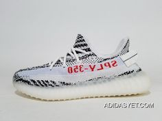 e9974258ee223 Women Adidas Yeezy Boost 350 V2 ZEBRA Footwear White Black Super Deals