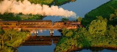 Essex Steam Train on The Connecticut River - CT Waterfront Life