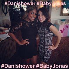 My favorite Auntie fashionista Deleasa kathleen #danishower #BabyJonas