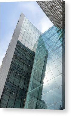 Modern skyscrapers in Guangzhou, one of the major economic China cities. Acrylic Print by Denys Siryk Modern Skyscrapers, Thing 1, Acrylic Sheets, Guangzhou, Got Print, Any Images, Clear Acrylic, Fine Art America, China