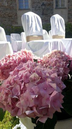 Detalle floral. Boda Civil