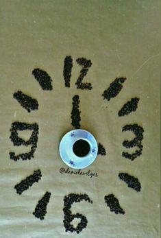 #coffee #clock #tims