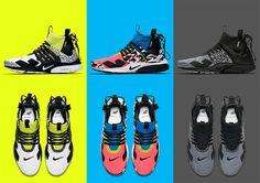 lowest price 3d0d1 34991 Acronym X Presto Nike Presto, Latest Shoe Trends, Sneakers, Sock Shoes,  Heels