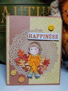 Beverly's Blog: DCWV card inspired from Paper Crafter's Corner Magazine Monday Week #72