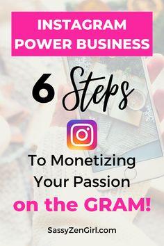 Business Marketing, Social Media Marketing, Online Business, Affiliate Marketing, Instagram Marketing Tips, Instagram Tips, Instagram Advertising, Social Media Tips, Financial Peace