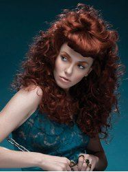 Synthetic Wigs For Women | Cheap Best Curly And Short Synthetic Wigs Online Sale At Wholesale Prices | Sammydress.com Page 19