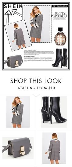 """Pretty Powerful"" by musicajla ❤ liked on Polyvore featuring Jimmy Choo"
