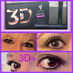 3D+ 3d Mascara, Eyeshadow, Make Up, Face, Beauty, Eye Shadow, Eye Shadows, Makeup, The Face