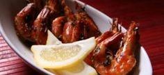 Peri-peri steurgarnale | Boerekos.com – Kook en Geniet saam met Ons! Rump Steak, Prawn Recipes, South African Recipes, Seafood, Foods, Fish, Nostalgia, Sea Food