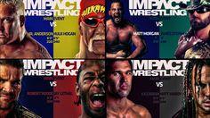 IMPACT Wrestling : Rebrand - Gregory Herman | Motion Design Archives. Sports design