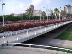 Valencia Puente de las flores - http://como-disfrutar-tu-jubilacion.blogspot.com.es/