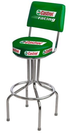 Custom Logo Bar Stools by Richardson Seating